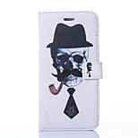 2015 The New High-Grade Painting Sir M PU Hard Case for iPhone 6