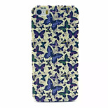 Butterfly   Pattern PC Hard Case For iPhone 5/5S