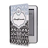 High Quality  Europe Style Flip Super Slim PU Leather Case Cover for Kindle Voyage