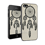 Colored Drawing Fashion Style Protection Shell for iPhone5/5s -Maiya-M11180