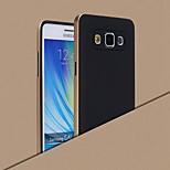 suojaava metallinen puskuri runko takakansi Samsung Galaxy a5 (eri värejä)