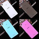 Ultrathin 0.3mm Transparent TPU Soft Cover Case for Sony Xperia Z3 (Assorted Colors)