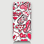 Love of Design and Color Pattern Case Back Cover for Phone5/5S Case