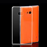 Ultra Thin Transparent TPU Soft Case for Nokia Lumia 930