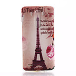 Transmission Tower Pattern TPU Material Phone Case for LG G3