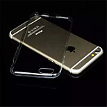 Ultrathin Transparent TPU Soft Case for iPhone 6 Plus (Assorted Colors)