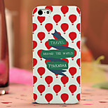 PC UV Anaglyph Prints Case for Iphone 5/5S Meiya-18