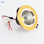 MORSEN® 9W 800-900LM Support Dimmable LED Receseed Lights COB Ceiling Lights