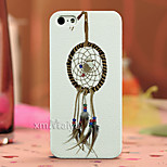 Colored Drawing Fashion Style Protection Shell for iPhone5/5s -Maiya-M11031