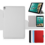 IVSO  Google Nexus 9 Case - Ultra-Lightweight Slim Smart Cover Case with Auto Sleep/Wake Function (White)