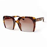 Women 's Mirrored 100% UV400 Oversized Sunglasses