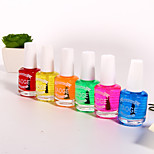 Candy-colored Fluorescent Matte Nail Care Oil (6 Colors Optional)