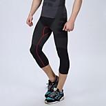 Men Body Slimming Tummy Shaper  Sports Pants