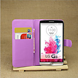 Litchi Around Open Standoff Phone Holster Suitable for LG G3(Assorted Color)