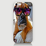 Fashion Dog Pattern Case Back Cover for Phone6 Case