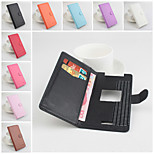 Protective PU Leather Magnetic Vertical Flip Case for iNew V8(Assorted Colors)