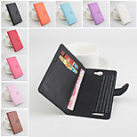 Protective PU Leather Magnetic Vertical Flip Case for Jiayu F2(Assorted Colors)