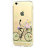 New Fashion 3D Beauty Flower Colorful Totem Cartoon Case for iphone 5S