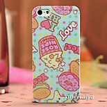 Color Drawing  Fashion Style Protection Shell for iPhone5/5s  Maiya-P583