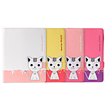 Quality Pattern PU And Card Slot And Full Body Case And Folding Case And Cartoon Design Case For Apple iPad2/3/4
