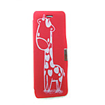 The Deer Pattern Magnetic Flip Full Body Case with Hole for iPhone 6