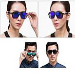 Unisex 's Polarized Square Sunglasses