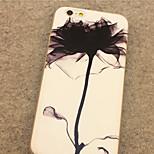 nuevas cajas del teléfono de la moda para el iphone de apple 5s case 3d flor belleza colorido tótem de dibujos animados