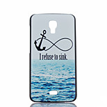 Anchors Pattern Painted PC Phone Case for Wiko BLOOM