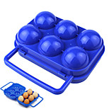 Portable Anti Crushing Egg Box Camping Have a Picnic Outdoor Articles