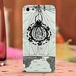 Colored Drawing Fashion Style Protection Shell for iPhone5/5s -Maiya-M11035