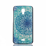 Blue and White Pattern Painted PC Phone Case for Wiko BLOOM