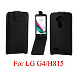 Protective PU Leather Magnetic Vertical Flip Case for LG G4 H815