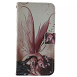 Transmutation  Pattern PU Leather Phone Case for iPhone5/5S