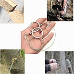 Outdoor Emergency Fretsaw Camping Hunting Wire Saw Survival Tool 70cm