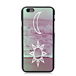 The Moon and The Sun Design Hard Case for iPhone 6 Plus