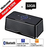 Besteye® 32GB TF Card and W600 NFC Portable Stereo Bluetooth Speaker for Iphone Samsung PC Sound Box Speakers