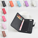 Protective PU Leather Magnetic Vertical Flip Case for Micromax Canras(Assorted Colors)