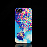 Balloon Pattern Hard Cover for iPhone 5 Case for iPhone 5 S