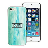 No Limit Design Hard Case for iPhone 5/5S