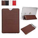 iPad 10 inch Solid Color Foldindg Design PU Leather Sleeve Case with Stand for iPad2/3/4 iPad Air Air 2(Assorted Color)