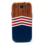 Captain  Pattern  PC Phone Case  for Samsung S3 I9300