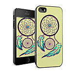 Colored Drawing Fashion Style Protection Shell for iPhone5/5s -Maiya-M11102