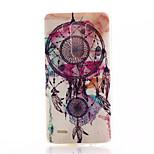 Campanula Pattern TPU Material Soft Phone Case for LG G3
