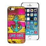 Live-Life and Anchor Design Hard Case for iPhone 4/4S