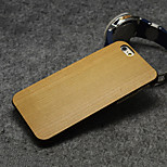 Ultrathin Cherry Wood Apple Case Hard Back Cover for iPhone 6