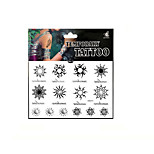 Totem and Waterproof Tattoo Stickers -hsc014