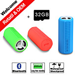 Besteye®32GB TF Card Mini Portable Sport Bluetooth Speaker Waterproof Dropproof Shockproof Long standby Bike Speaker