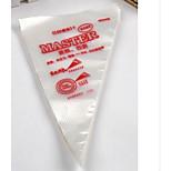 100PCS Cake Decorating DisposableIcingPastryDisposable Piping Bag Mold Tool
