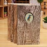 Woodpecker Patter Hardcover Notebook