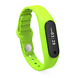 E06 Smart Wristband Activity Tracker Bluetooth 4.0 Smartband Bracelet for iPhone Android Smartphone